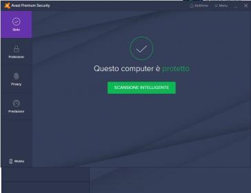 Avast! Free Antivirus - 21.7.2481