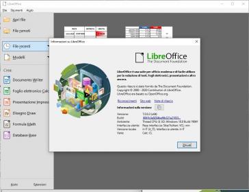 LibreOffice - 7.2.0