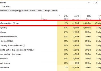 Processo Skype Browser Host